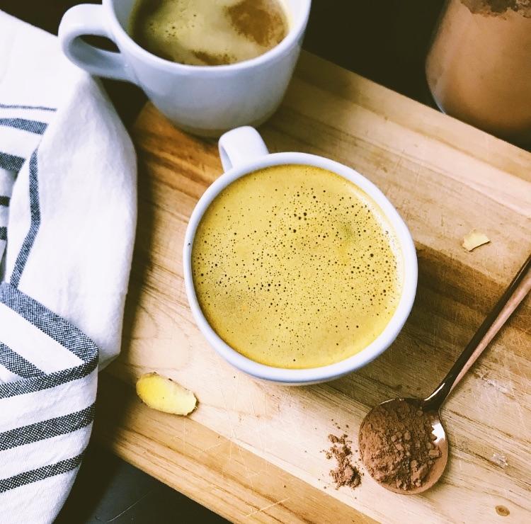 Turmeric Hot Cacao